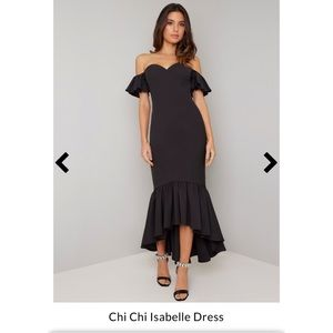 Chi chi london Isabelle gown